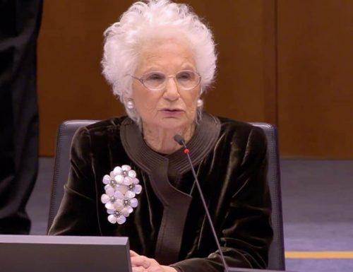 Il discorso di Liliana Segre al Parlamento Europeo.