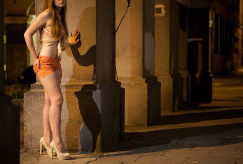 Prostituzione minorile