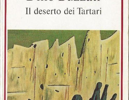 Il deserto dei Tartari (Dino Buzzati)
